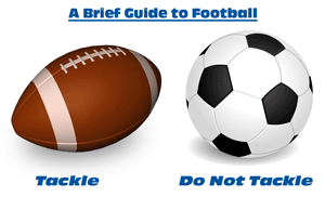 A Brief Guide To Football InfoGraphic