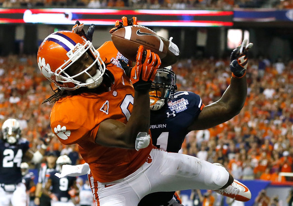 The Texans selected a playmaker in DeAndre Hopkins