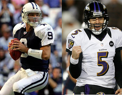 Is Tony Romo worth more money than Joe Flacco in 2013? Sean Adams thinks so.