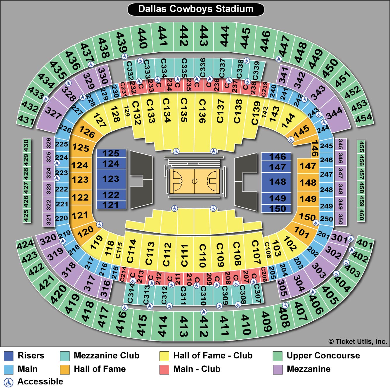 Ncaa tournament final four seating chart and guide insider the