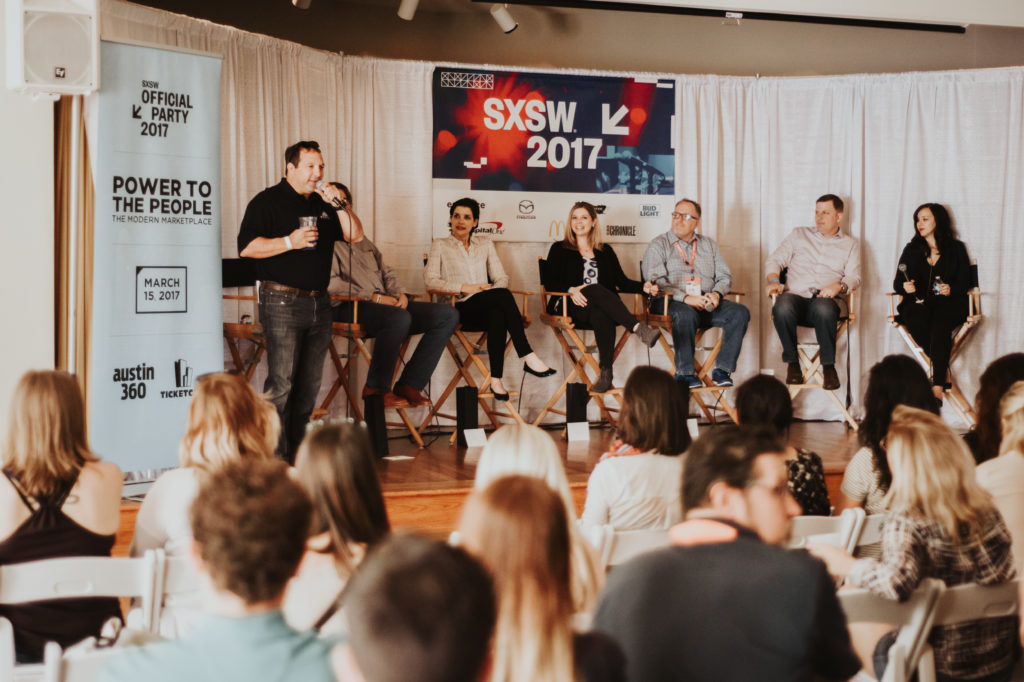 TicketCity CEO at SXSW
