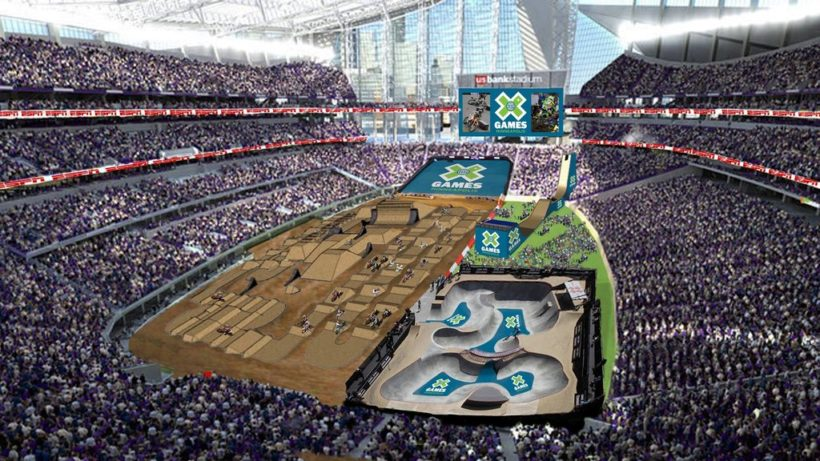 Minneapolis Makes X Games More Affordable