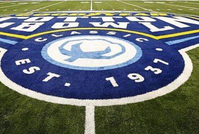 Cotton Bowl Field Logo