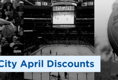 April Discounts and Coupons at Ticketcity