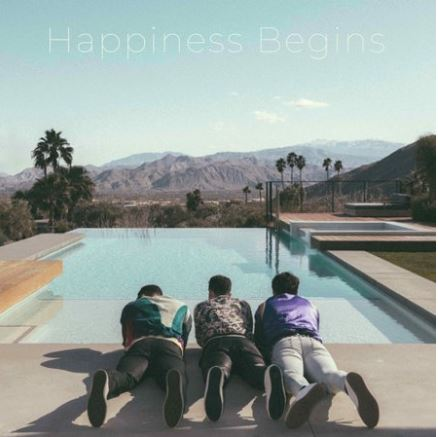 Jonas Brothers Happiness Begins album