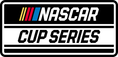 NASCAR Cup Series logo.  Buy NASCAR Cup Series tickets for the Daytona 500 at TicketCity.com
