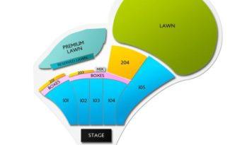 Moody Amphitheater Seating Chart